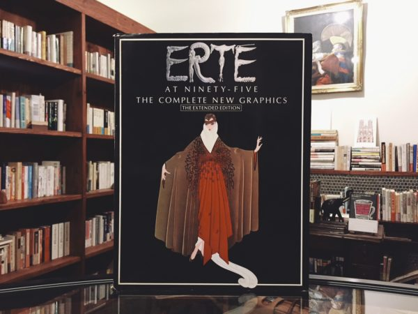 エルテ Erté: at Ninety Five: The Complete New Graphics: Extended Edition | デザイン