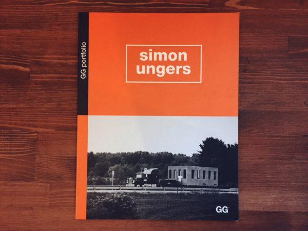 simon ungers: GG portfolio | 建築書