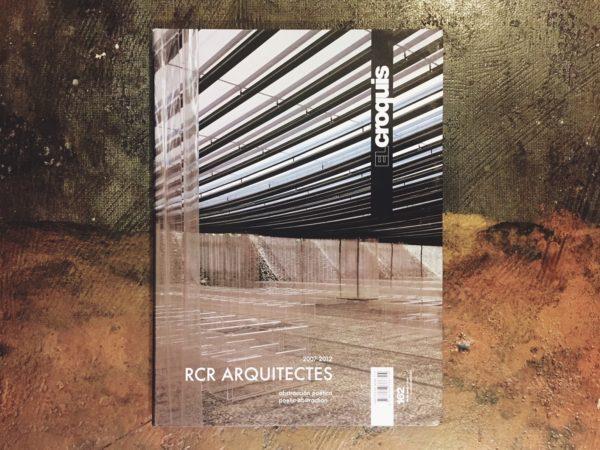エル・クロッキー EL CROQUIS 162: RCR ARQUITECTES 2007-2012 | 建築書