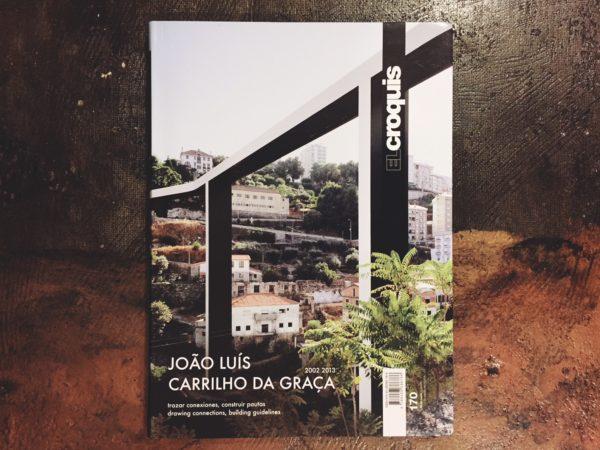 エル・クロッキー EL CROQUIS 170: JOAO LUIS CARRILHO DA GRACA 2002-2013 | 建築書