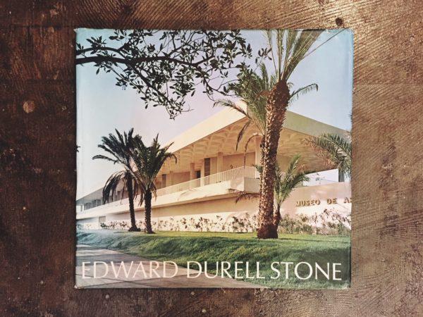 エドワード・ダレル・ストーン EDWARD DURELL STONE: Recent and Future Architecture | 建築書・作品集