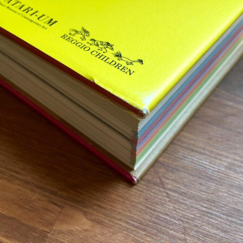 驚くべき学びの世界 レッジョ・エミリアの幼児教育   ワタリウム美術館   教育学・図録