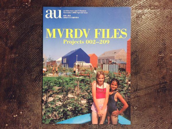 a+u 建築と都市 2002年11月臨時増刊 MVRDV FILES Projects 002-209 | 建築雑誌