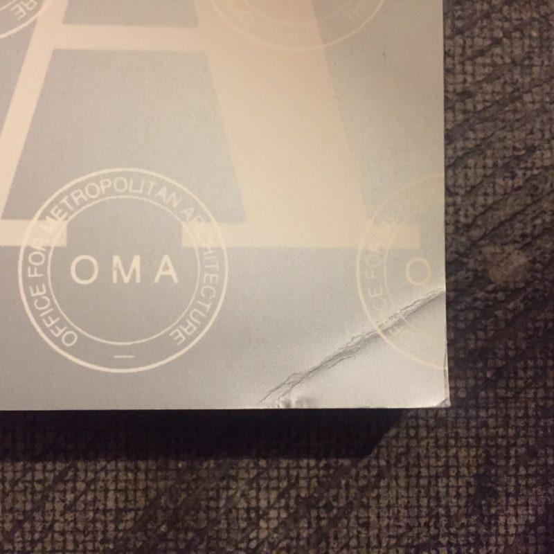 再入荷! a+u 建築と都市 2000年5月号臨時増刊 OMA@work.a+u レム・コールハース | 建築雑誌