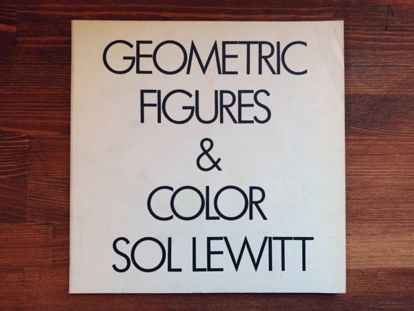 ソル・ルウィット SOL LEWITT GEOMETRIC FIGURES & COLOR | 現代美術・作品集