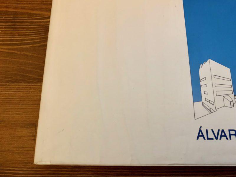 アルヴァロ・シザ alvaro siza 1986-1995 | 建築書・作品集