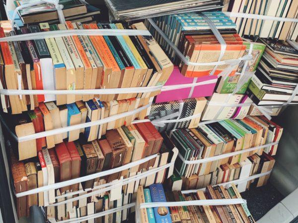 兵庫県芦屋市にて、英米文学の洋書を出張買取