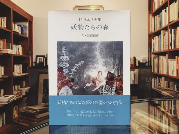 野中ユリ画集 妖精たちの森 | 文・澁澤龍彦 | 講談社 | 美術・画集