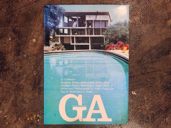 GA グローバル・アーキテクチュア No.32 <ル・コルビュジエ> サラバイ邸 1955 / ショーダン邸 1956| 建築書