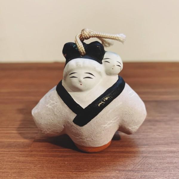 土鈴 子守り鈴 1・野田末吉 | 名古屋土人形 | 民芸・郷土人形
