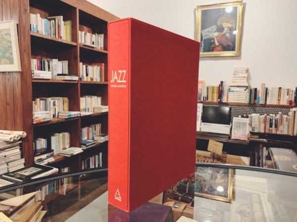 アンリ・マティス: ジャズ | HENRI MATISSE: JAZZ | 2005年復刻・限定1300部 | Editions Anthese | 美術・リトグラフ・詩画集