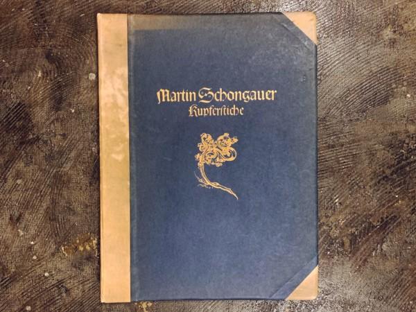 マルティン・ショーンガウアー Martin Schongauer: Kupferstiche 銅版画25枚揃 | 版画