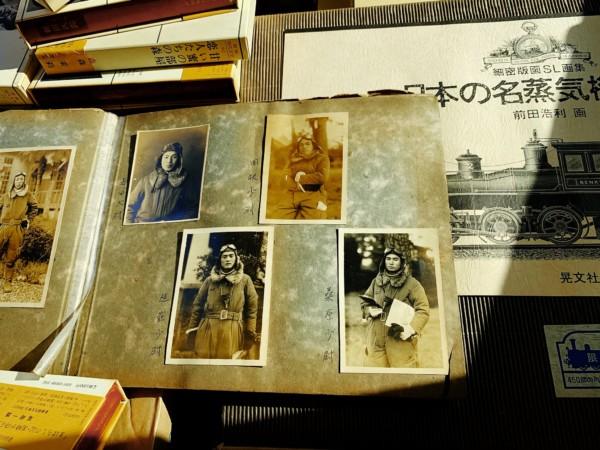 京都市北区にて、戦前の古写真を出張買取