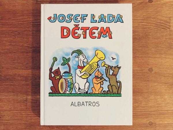 ヨゼフ・ラダの絵本 | JOSEF LADA: DETEM | チェコの絵本