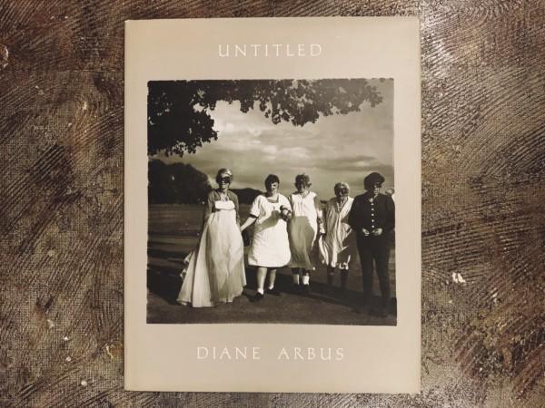 ダイアン・アーバス | DIANE ARBUS: UNTITLED | 写真集