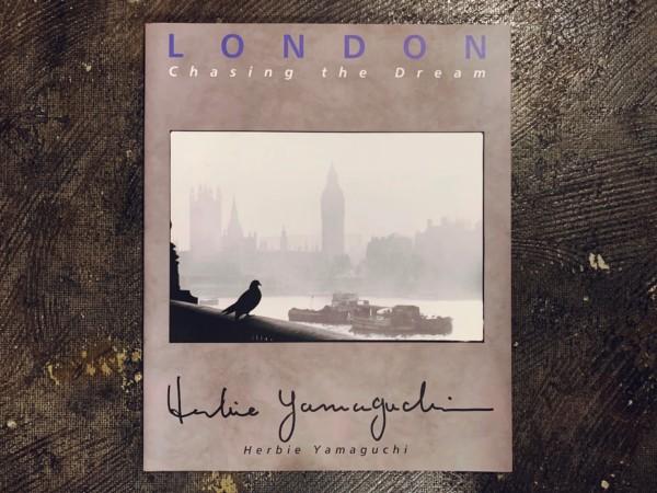 ハービー・山口 ロンドン チェイシング・ザ・ドリーム LONDON Chasing the Dream | オリジナル・プリント写真1枚付 | 写真集・限定本