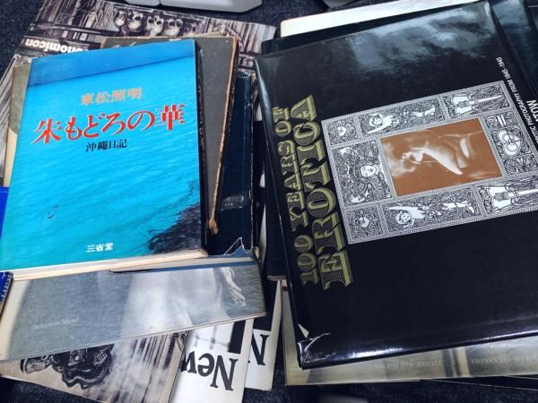 大阪市西区にて、写真集・美術評論などの古本出張買取