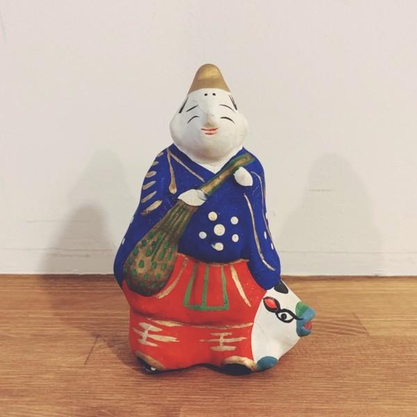 牛乗り稲持天神・高松嫁入人形 | 香川県・大崎文仙堂 | 民芸・郷土人形