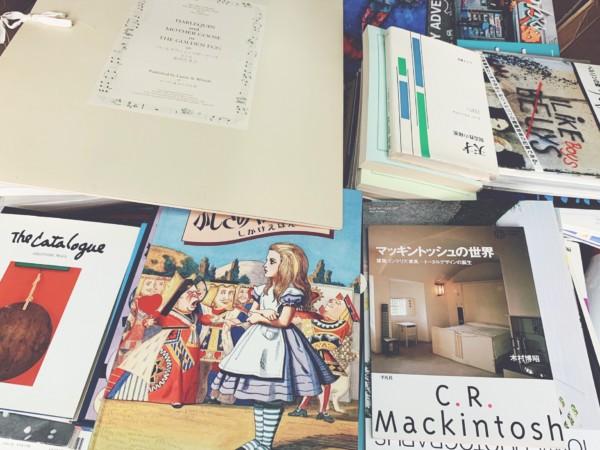 大阪市北区にて、絵本・デザイン・アートに関する古本出張買取