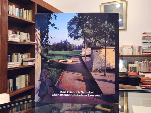 Karl Friedrich Schinkel: Charlottenhof, Potsdam-Sanssouci | Opus: Architecture in individual presentations: 12 | カール・フリードリッヒ・シンケル: シャルロッテンホーフ | 建築書
