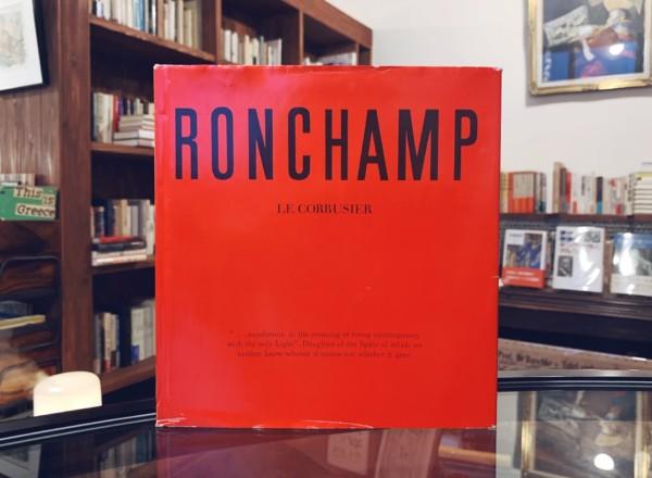 ル・コルビュジエ Le Corbusier: RONCHAMP | 建築書・写真集