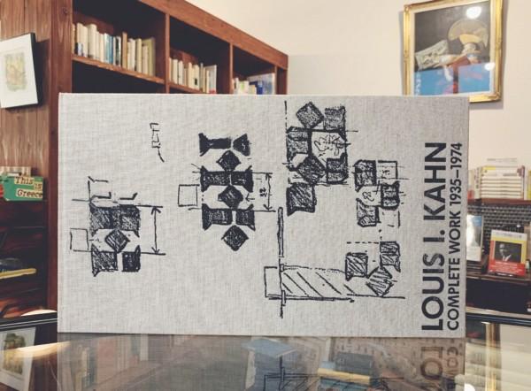 ルイス・カーン コンプリートワーク1935-1974 | LOUIS I.KAHN COMPLETE WORK1935-1974 | 建築書