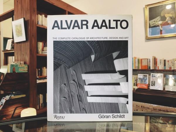 アルヴァ・アアルト ALVAR AALTO: The Complete Catalogue of Architecture, Design and Art | 建築書