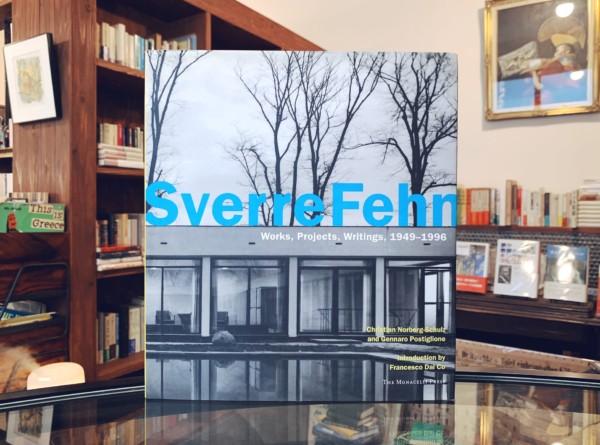 再入荷! スヴェレ・フェーン Sverre Fehn  Works,Projects,Writings, 1949-1996 | 建築書