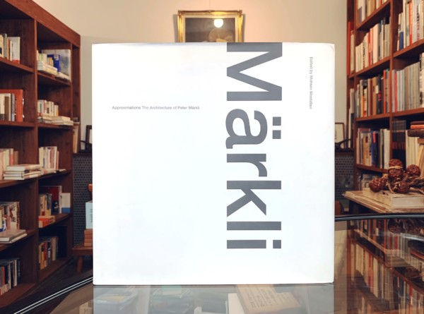 再入荷! ピーター・メルクリ Approximations The Architecture of Peter Markli | 建築書