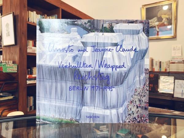 クリスト & ジャンヌ=クロード Christo and Jeanne-Claude: WRAPPED REICHTAG BERLIN 1971-1995 | 現代美術・作品集