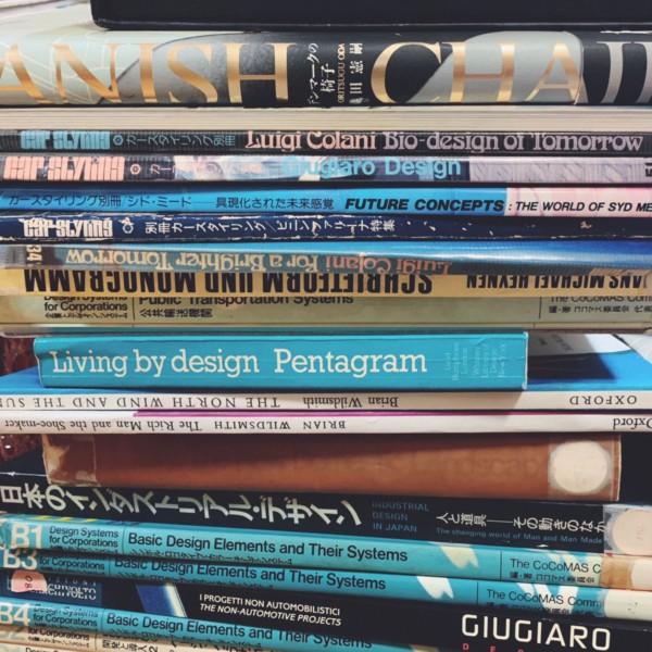 大阪市中央区にて、デザイン書・建築書・絵本の出張買取