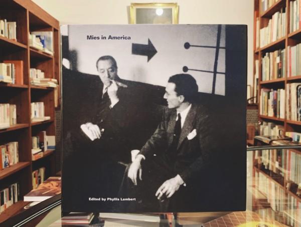 ミース・ファン・デル・ローエ Mies in America:ミース イン アメリカ | 建築書