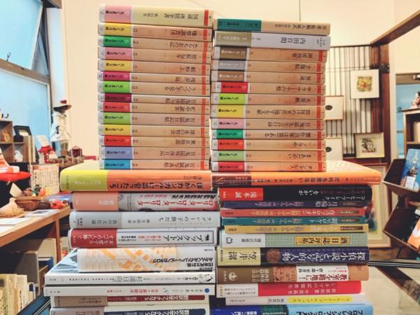 大阪府寝屋川市にて、宇野亜喜良作品や文庫、単行本の出張買取