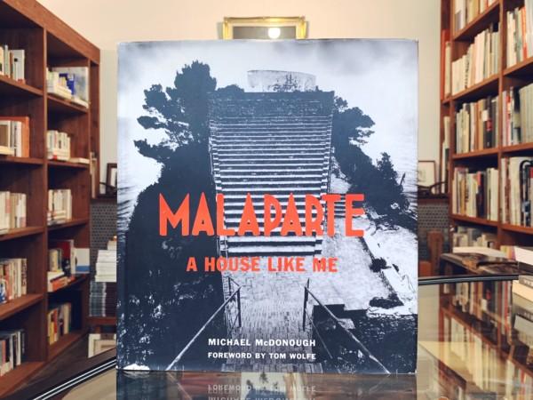 マラパルテ Malaparte: A House Like Me | Michael McDonough / Clarkson Potter | 建築書