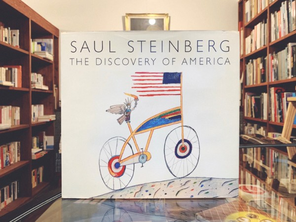 ソール・スタインバーグ Saul Steinberg: The Discovery of America | 画集