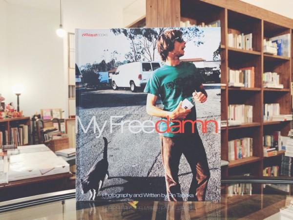 My Freedamn! | 田中凛太郎・Cycleman Books | デザイン・ファッション・写真集・スクラップブック