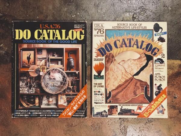 U.S.A.'76 DO CATALOG No.1,2 2冊セット | カタログ雑誌