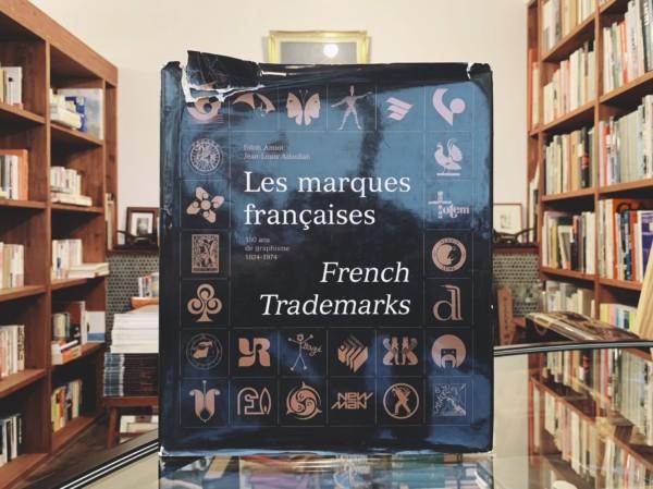 フランスのトレードマークのデザイン集 Les marques francaises / French Trademarks | グラフィックデザイン