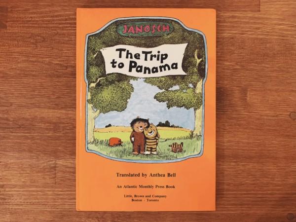 ヤノーシュ JANOSCH: The Trip to Panama | 絵本・児童書