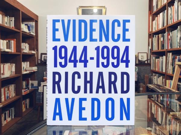リチャード・アヴェドン Richard Avedon EVIDENCE 1944-1994 | 写真集