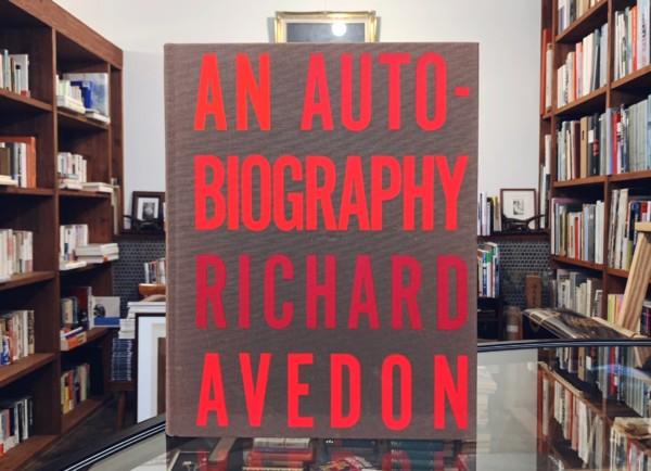 リチャード・アヴェドン Richard Avedon AN AUTOBIOGRAPHY | 写真集