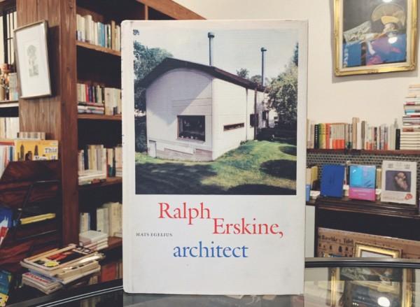 ラルフ・アースキン Ralph Erskine, architect | 建築書・作品集