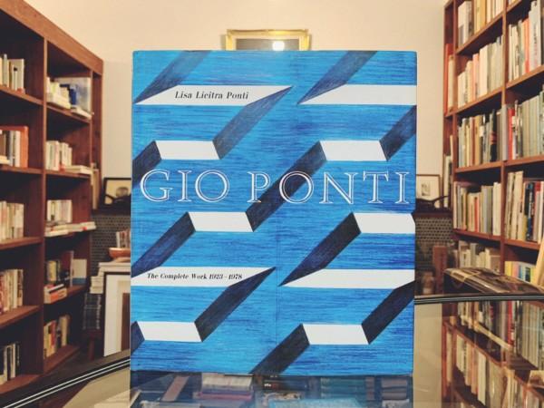 再入荷! ジオ・ポンティ GIO PONTI The Complete Work 1923-1978 | 建築・デザイン・工芸