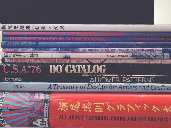 大阪府堺市にて横尾忠則に関する作品集や図録など出張買取