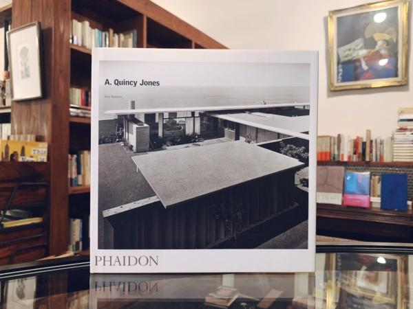 A. クインシー・ジョーンズ作品集 A. Quincy Jones | Cory Buckner・PHAIDON | 建築書・作品集