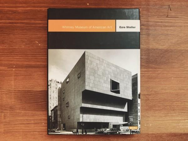 マルセル・ブロイヤー ホイットニー美術館:ビルディング・ブロックスシリーズ Whitney Museum of American Art: Building Blocks Series | 建築書・写真集