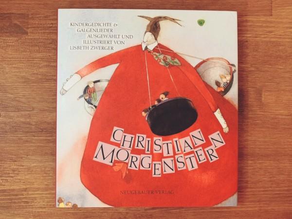 リスベート・ツヴェルガーの絵本 Lisbeth Zwerger: Christian Morgenstern | モルゲンシュテルンのこどものうた | 絵本・海外絵本
