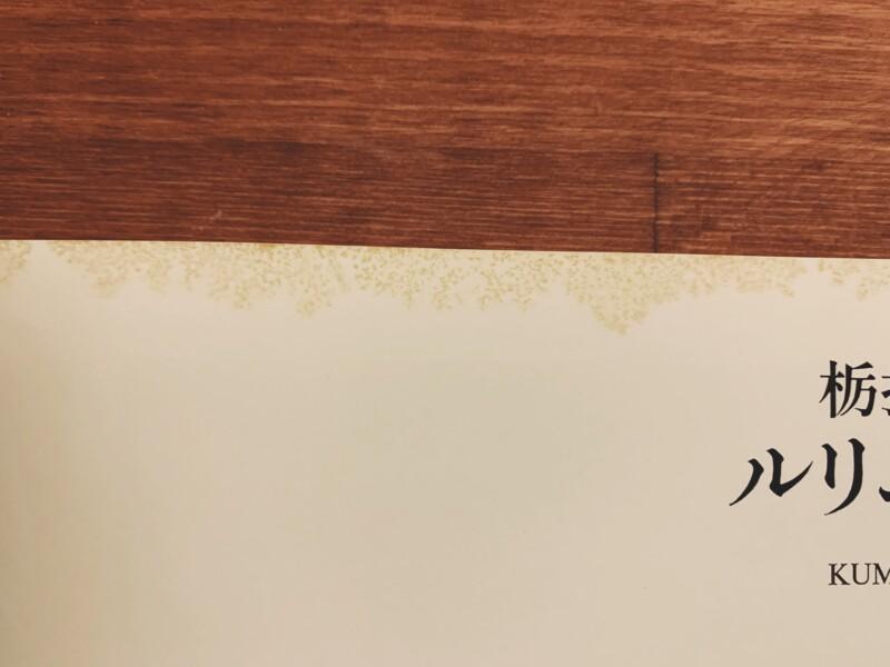 栃折久美子 ルリユール | 1975年・画廊梅谷 | 工芸・製本・展覧会カタログ・図録