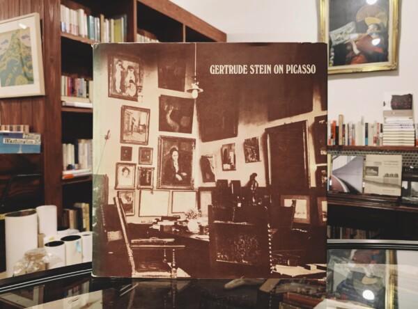 ガートルード・スタイン・オン・ピカソ GERTRUDE STEIN ON PICASSO | 画集・美術評論