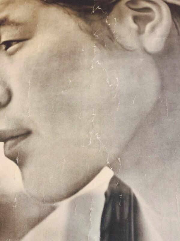 レニ・リーフェンシュタール監督作品『美の祭典』(オリンピア OLYMPIA第二部) ポスター   ベルリンオリンピック・東和商事   戦前の映画ポスター